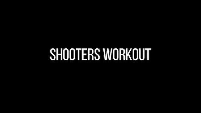 Shooting Workout