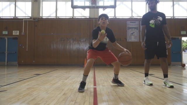 Tennis Ball LVL 1