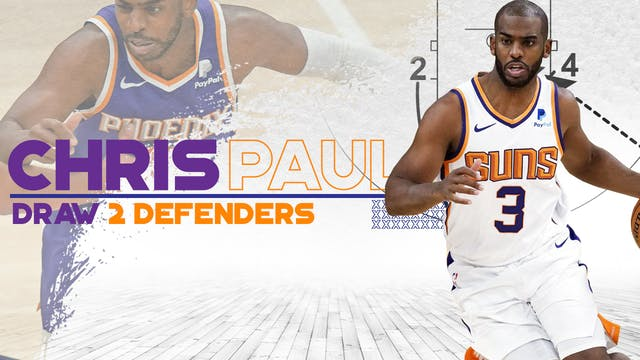 Draw 2 Defenders