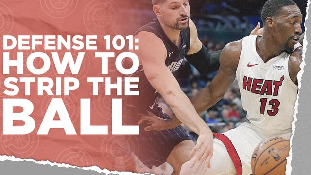 How to Strip the Ball