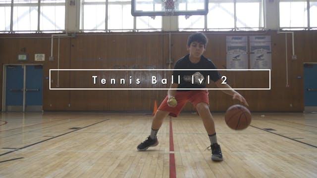 Tennis Ball LVL 2