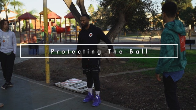 Protecting the Ball