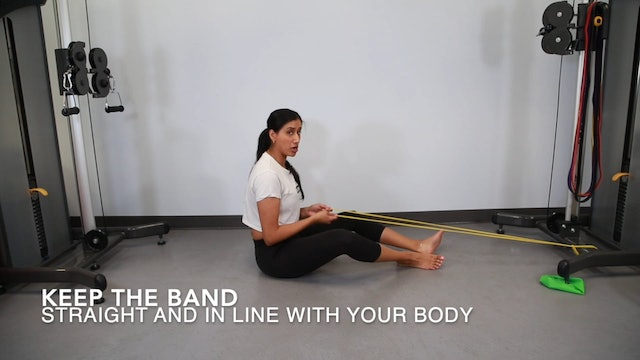 Ankle Mobility Series - Intermediate Part 1