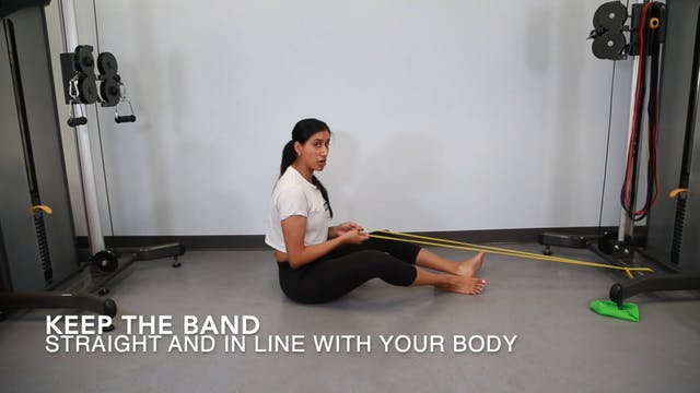 Ankle Mobility Series - Intermediate ...