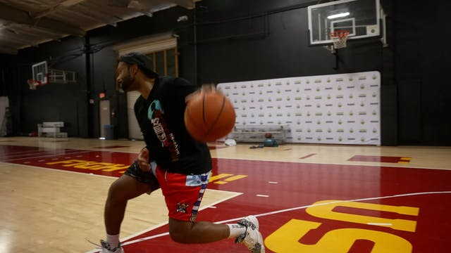 The Crooked Leg Drill
