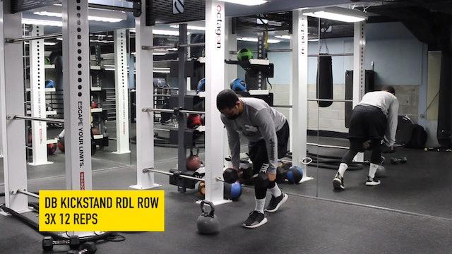 Upper Body Workout #1 - Part 1