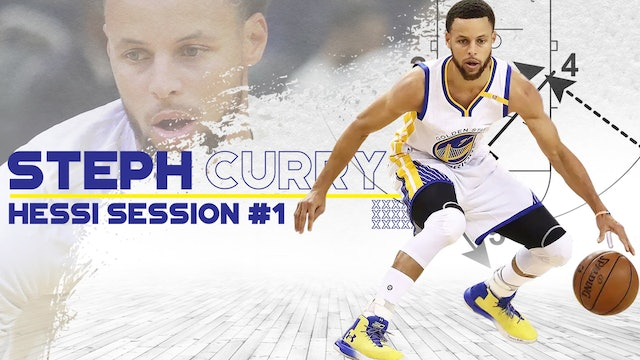 Stephen Curry Hesi Session #1