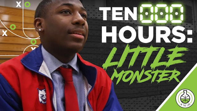 TEN000HOURS - LITTLE MONSTER