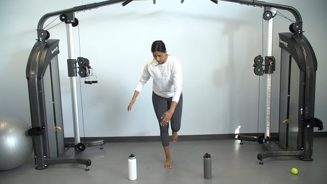 Ankle Strength Level 2  - Part 2