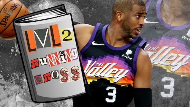 LVL 2 - Running Cross