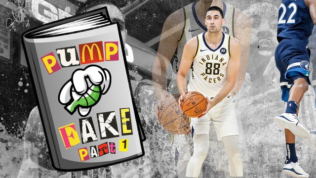 Pump Fake- Part 1