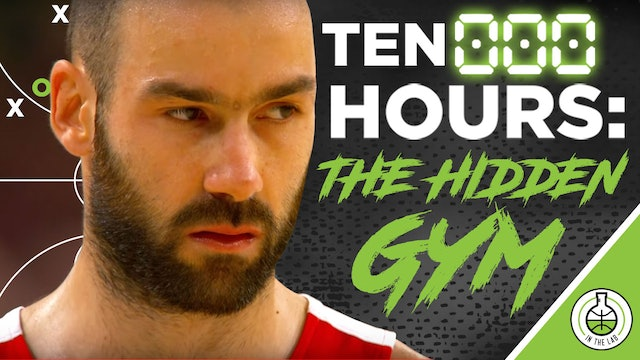 TEN000HOURS - THE HIDDEN GYM