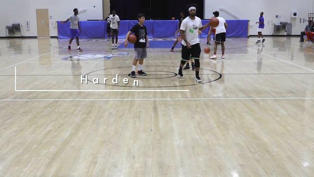 Harden Step LVL 2