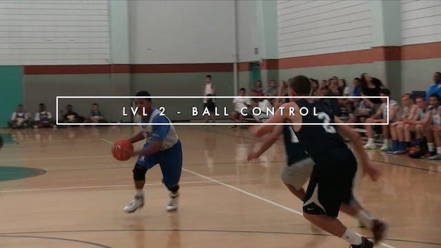 LVL 2 - Ball Control