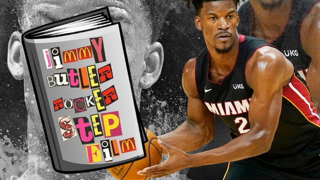 Jimmy Butler Rocker Step Film