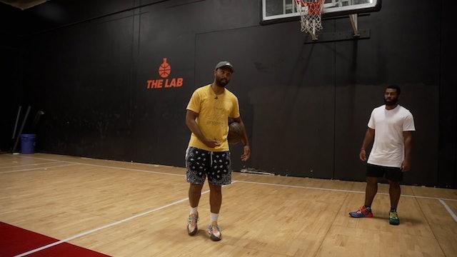 Shooting On Balance - Warm Up