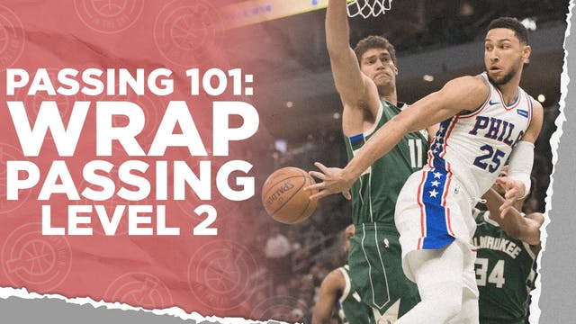 Wrap Passing- Level 2