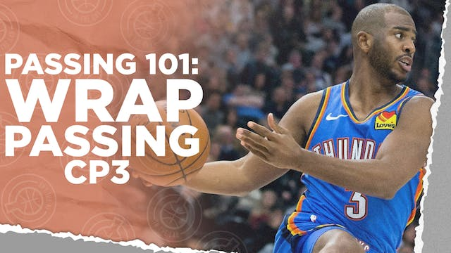 Wrap Passing- CP3