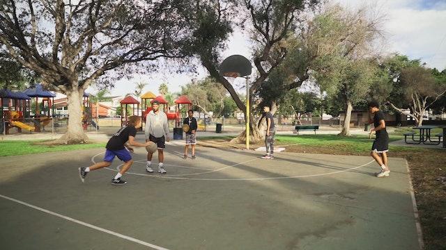 Passing - Shooting Workout