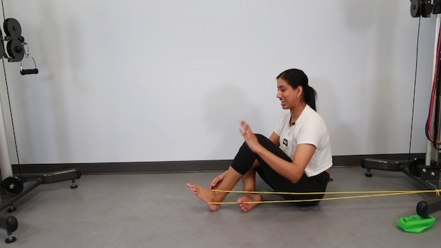 Ankle Mobility Series - Difficult Part 1