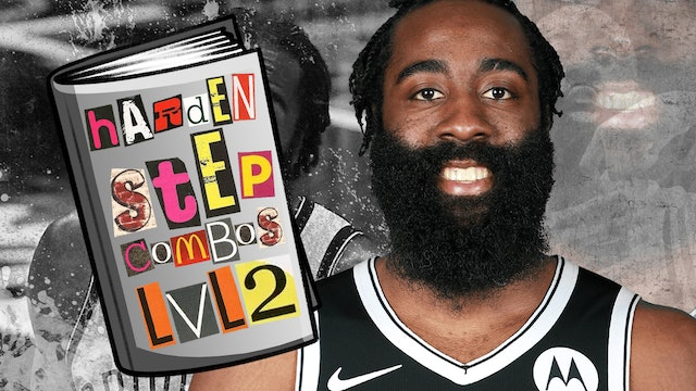 Harden Step Combos LVL 2