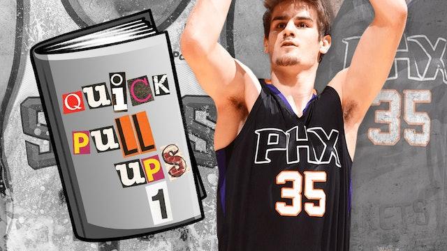Quick Pull Ups - 1,2,3,4