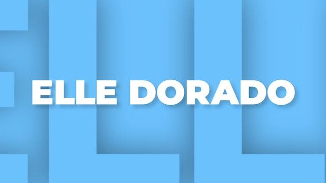 Modern Burlesque ::  Elle Dorado