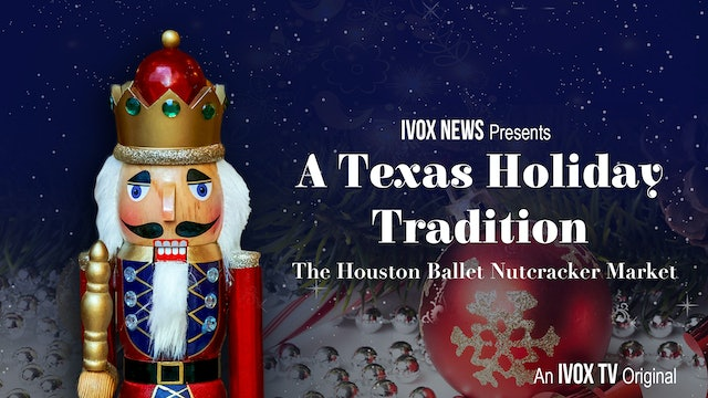 A Texas Holiday Tradition: The Houston Ballet Nutcracker Market