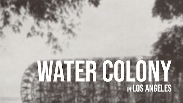 Los Angeles 'Water Colony'
