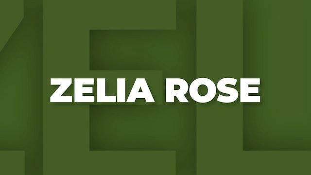 Modern Burlesque ::  Zelia Rose