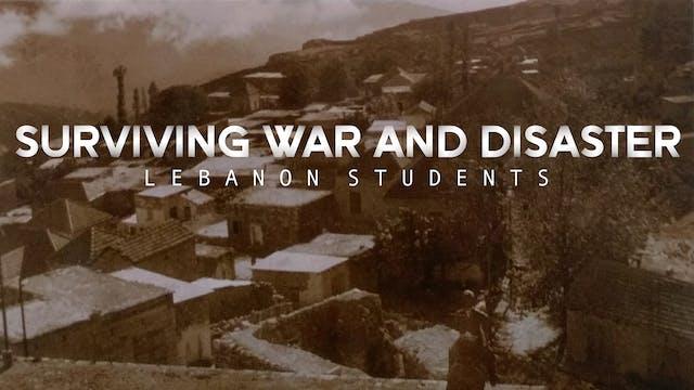 Lebanon Students : Surviving War and ...