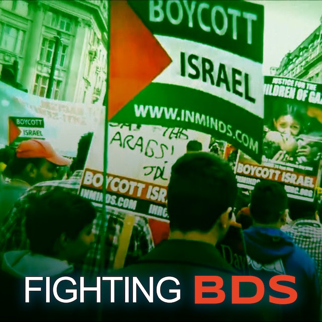 Below the Fold - Fighting BDS