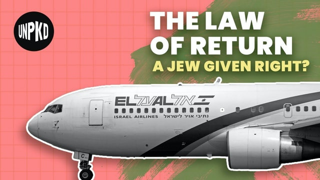 The Law of Return: Coming Home