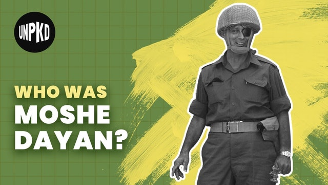 Moshe Dayan: Iconic Military Leader