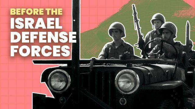 Pre-IDF Brigades
