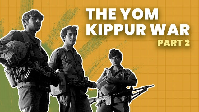 The Yom Kippur War: How Israel Turned the Tide