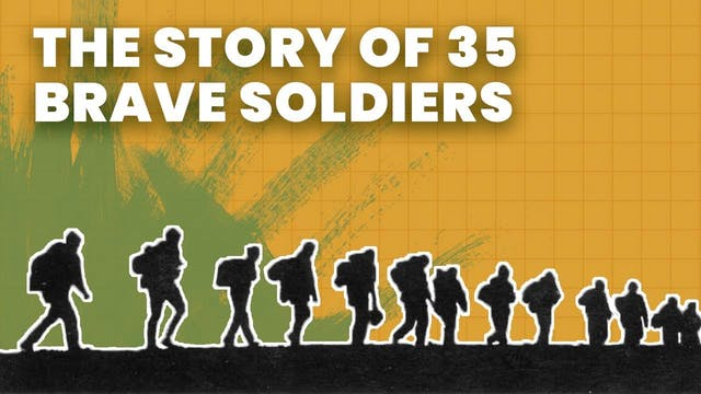 The 35 Soldiers Who Never Returned Home