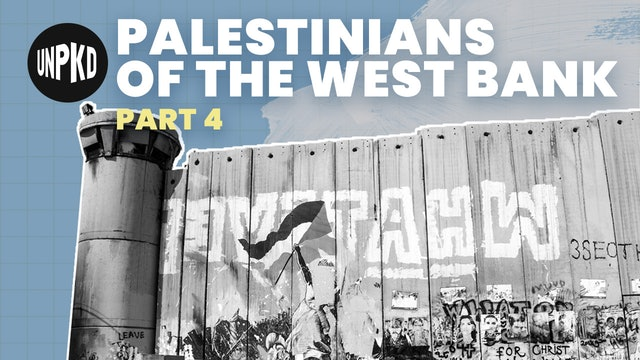 Palestinians of the West Bank