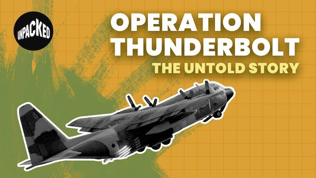 Operation Thunderbolt: Who gets the c...