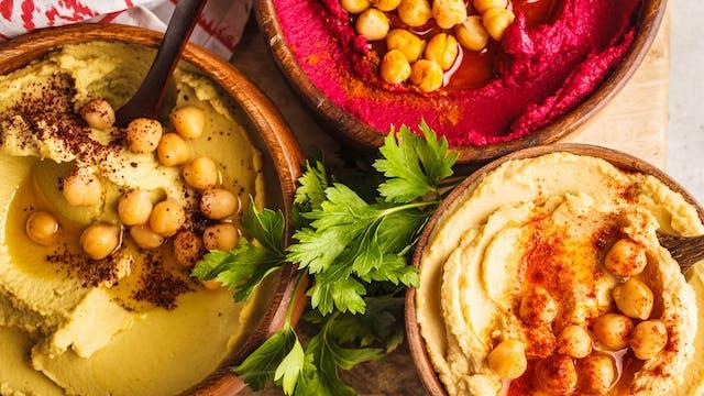 Cornerstones: Hummus