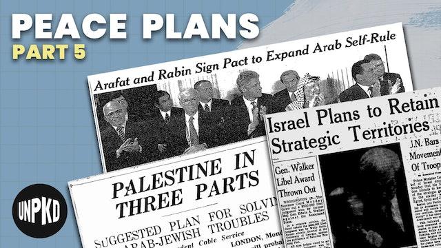 The Israeli-Palestinian Peace Process