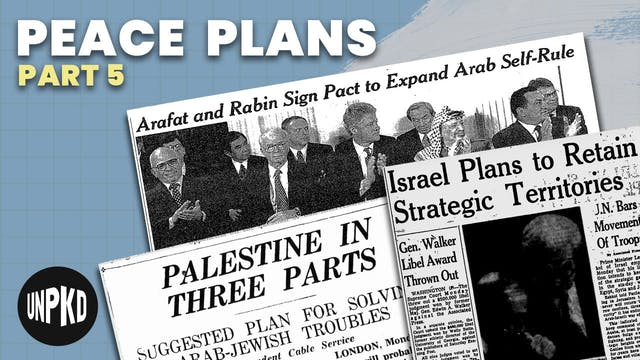 The Israeli-Palestinian Peace Process