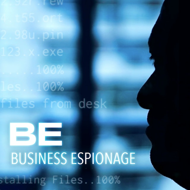 Below the Fold - BE - Business Espionage