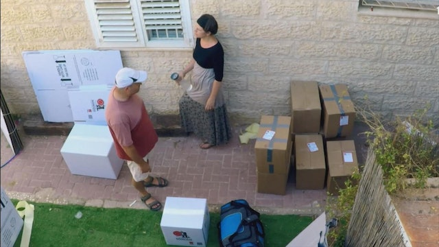 Relocation - Packing Up