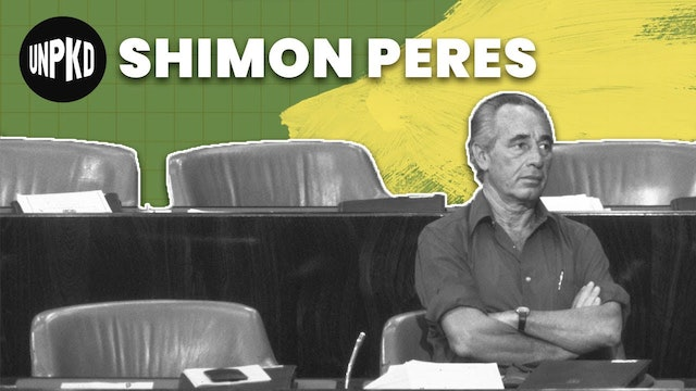 Top 10 Facts About Shimon Peres