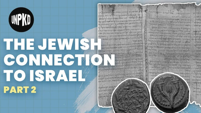The Jewish Connection to the Land