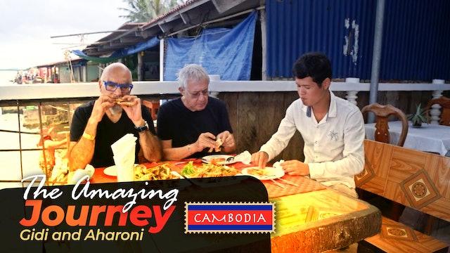 The Amazing Journey - Season 5, Episode 7 - Cambodia