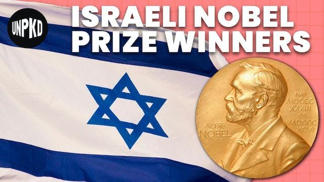 Israeli Nobel Laureates