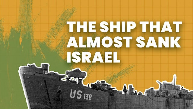 The Ship That Almost Sank Israel