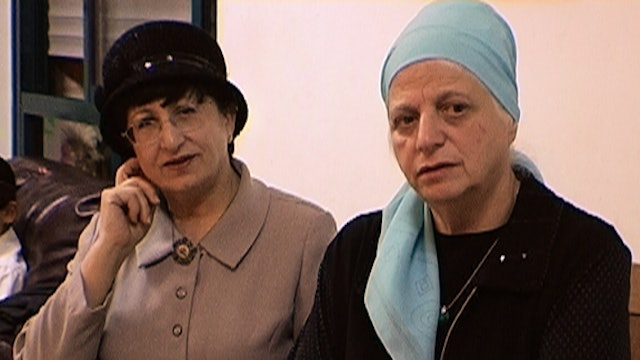 HAREDIM - Episode 2 - The Rabbi's Daughter & The Midwife